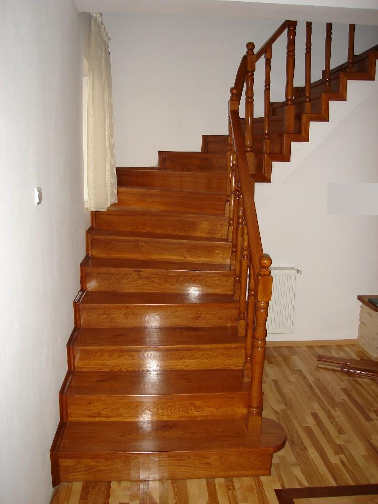 terase din lemn rotund